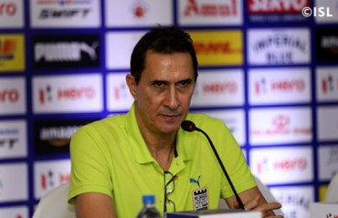 The players are happy & confident with a win as they take on Pune City tonight, says MCFC coach Guimaraes
