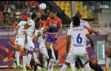 ISL 2017-18: Speed, thrill, controversy reigns at Maha Derby as Pune City steal a last minute win over Mumbai City