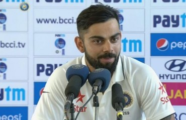 I would urge youngsters to take up longer version of the game: Kohli