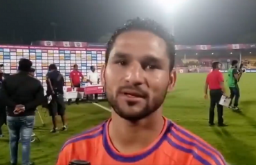 WATCH: Baljit Sahni happy with his team's win; hopes that they will be in top four