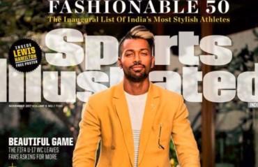 WATCH: Hardik Pandya among India's most stylish athletes, dons the cover of popular magazines
