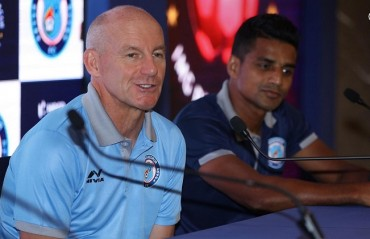 Will play our way & obviously look to score goals, says Jamshedpur coach Coppell; Anas to miss the match