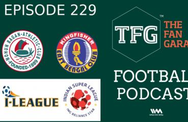 TFG Indian Football Podcast: Kolkata Derby, I-League, ISL Roundup