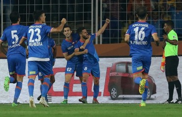 ISL 2017: Key talking points from FC Goa's 4-3 win over Bengaluru FC