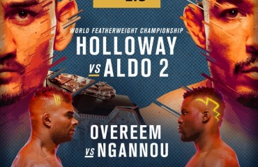 UFC 218: Full Fight Card and Schedule For the event