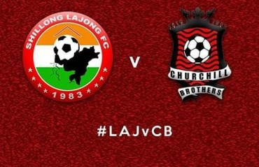 I-League 2017-18 MATCH REPORT -- Lajong make it a streak with dominant win over Churchill