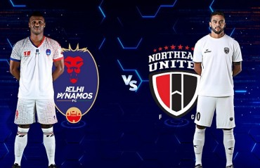 MATCH REPORT: NEUFC's first win of the season comes away from home against Delhi Dynamos