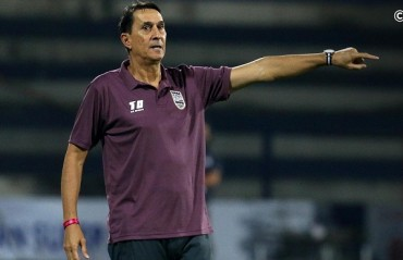 Hope against KBFC we can adjust & play a solid game in defence, says MCFC coach Guimaraes