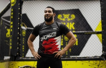 Brave Combat Federation News: John Kavanagh Praises Ahmed Amir after Brave CF 9