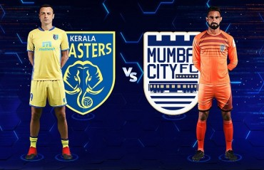 MATCH REPORT: Ten man Kerala Blasters settle for a point at home against Mumbai City