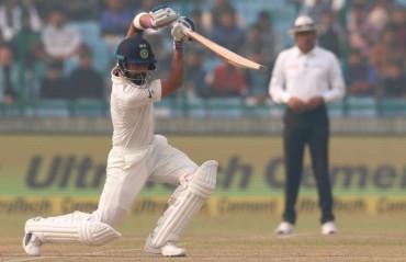 Sri Lanka might have stressed on Delhi pollution to break Kohli's rhythm, says Bharat Arun