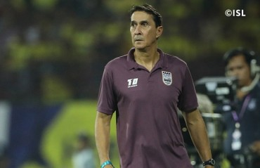 ISL 2017-18: Mumbai City coach praises team's reaction after conceding