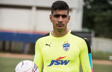 READ to know how keeper Sandhu got into playing the 'beautiful game'