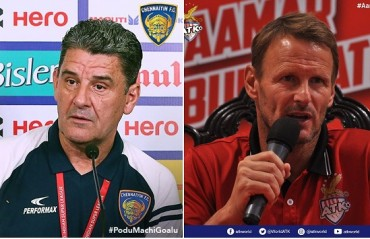 ISL 2017: PREVIEW: Chennaiyin FC vs ATK - Chennaiyin may pry on a weakened ATK side