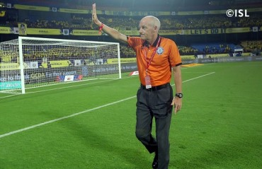 ISL 2017: To get three clean sheets back-to-back is a big achievement, says Jamshedpur coach Coppell