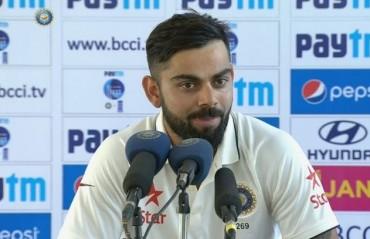 Still need to work on slip-catching & fielding, says Kohli