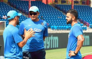 Kohli, Dhoni and Shastri's pay hike meeting with CoA gets postponed