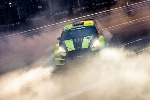 Monster Energy: Monza Rally Show 2017