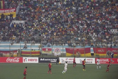 I-League 2017-18 MATCH REPORT-- Revenge, relief and revival for East Bengal as they thrash Shillong Lajong 5-1