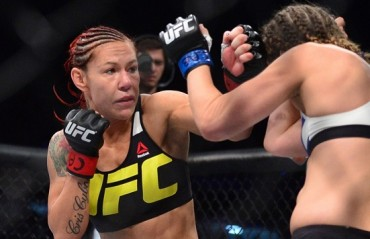 TFG MMA Exclusive: Cris Cyborg has high praise for Brave Combat Federation