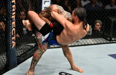 UFC Fresno Results: Brian Ortega submits Cub Swanson to remain undefeated