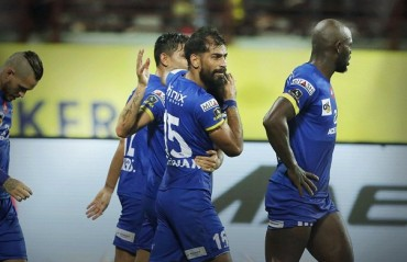MATCH REPORT: Emana converted from the spot to end Chennaiyin's three-match winning run