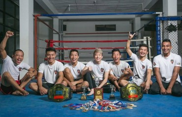 Forging Indian MMA Warriors: The Inspiring Story of Combat Academy Nagaland