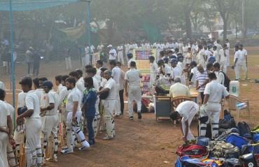 1000 Maharashtra boys turn up for the trials of season 1 of T 10 Cricket League India