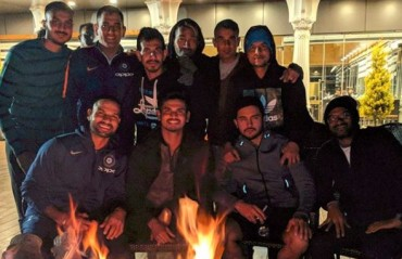 WATCH: Team India calm their nerves after defeat at Dharamsala