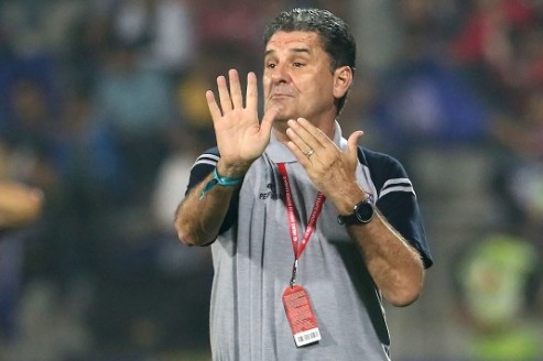 ISL 2017: John Gregory rues not been able to kill the game in the first half