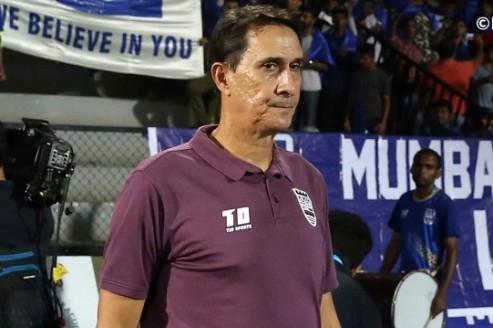 ISL 2017: Sometimes we lacked precision pointed Mumbai City Coach Guimaraes
