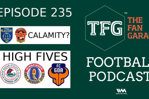 TFG Indian Football Podcast: Kerala Calamity + High Fives in I-League, ISL