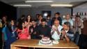 Celebrating Indian badminton: Shuttlers got together to celebrate the 2017 season