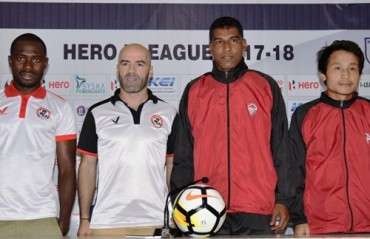 I-League 2017: Aizawl FC's first home game of season is against a winless Churchill Brothers