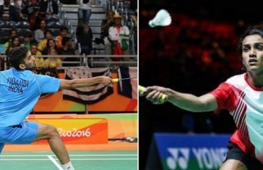 Dubai Super Series Finals: Sindhu wins her opening match while Srikanth suffers defeat vs Axelsen