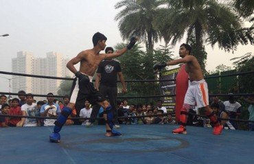Indian MMA: Second Fight card from Predominate MMA at Malad Masti unfolds successfully