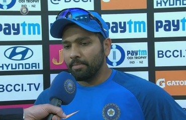 My wife Ritika is my strength; I am sure she would like this double ton as a gift from me: Rohit Sharma