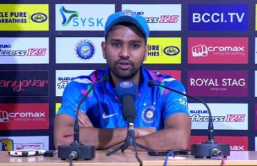 I have to rely on timing & gift of field manipulation as I don't have power like ABD, Gayle or Dhoni: Rohit Sharma