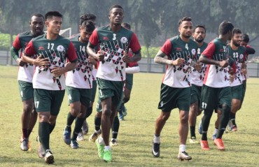 I-League 2017-18: Mohun Bagan release Diogo, sign Manandeep as injury worries continue