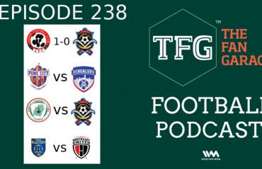 TFG Indian Football Podcast: The Aizawl Aurora + I-League, ISL Breakdown