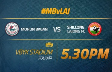 I-League 2017-18 LIVE UPDATES -- Mohun Bagan vs Shillong Lajong