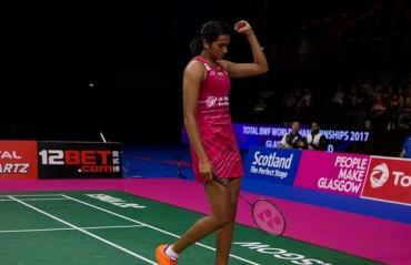 Dubai Super Series Finals: Sindhu wins her second consecutive match; defeats Sayaka Sato in straight games