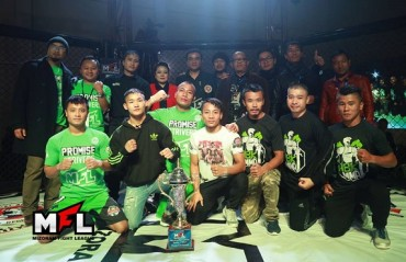 Indian MMA: Mizoram Fight League 4 Results – Promise Strivers crowned Season 1 Champions