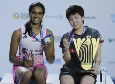 Dubai Super Series Finals: Sindhu settles for another Silver in a thrilling three-game battle vs Yamaguchi