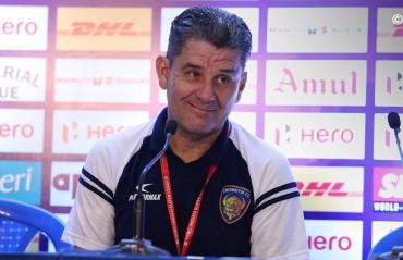 ISL 2017: Scoring first helped us, says Chennaiyin FC coach John Gregory