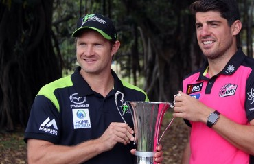 Fantasy Cricket: Dream11 tips for Big Bash T20--Sydney Sixers v Sydney Thunder