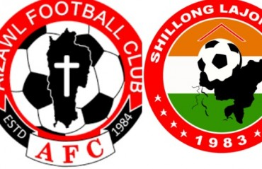 I-League 2017: Aizawl FC taste first home defeat in the hands of Shillong Lajong