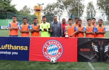 Adidas announces 10 qualifying names of the schools in FC Bayern Youth Cup India