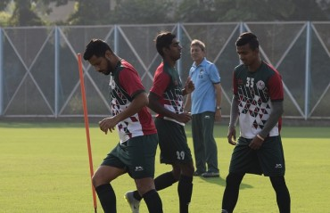I-League 2017: Mohun Bagan look to return to winning ways against NEROCA FC