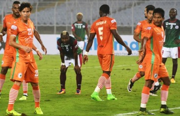 I-League 2017-18 MATCH REPORT -- Bagan pay a heavy price for playing unfit players against NEROCA